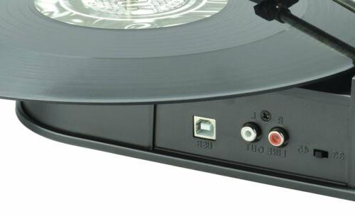 DIGITNOW!Portable USB LP to Mp3