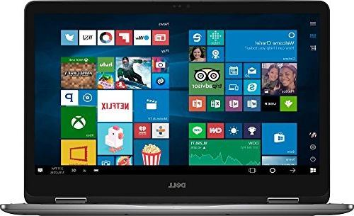 "Dell Inspiron 17 7000 2-in-1 7773 - 17.3"" Touch - i7-8550U -"