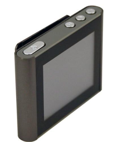 """Eclipse T180 1.8"""" MP3 Clip Audio LCD Video - Silver"""