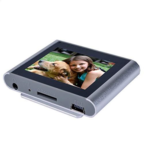 """Eclipse T180 1.8"""" MP3 Audio LCD Video Player -"""