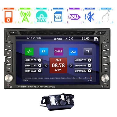 EinCar Double DVD Head GPS Navi RDS