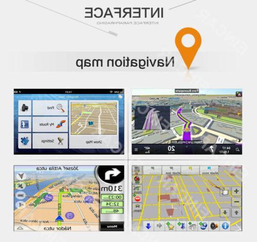 EinCar 2Din Car DVD Player Head Unit GPS Navi Bluetooth RDS