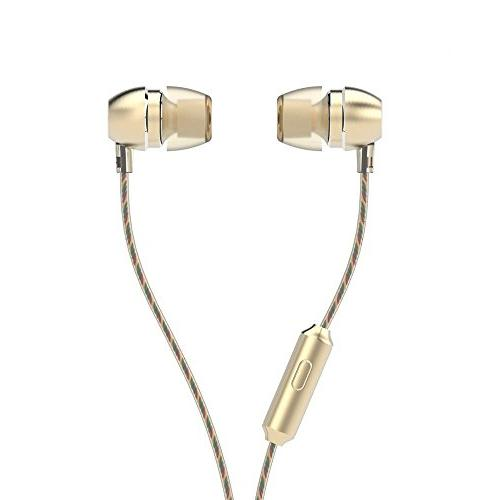 Headphones, Super Headphone with Mic, Headset Remote for Running