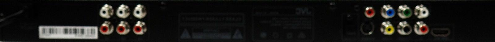 JVC Code Free HDMI Player Channel PAL NTSC