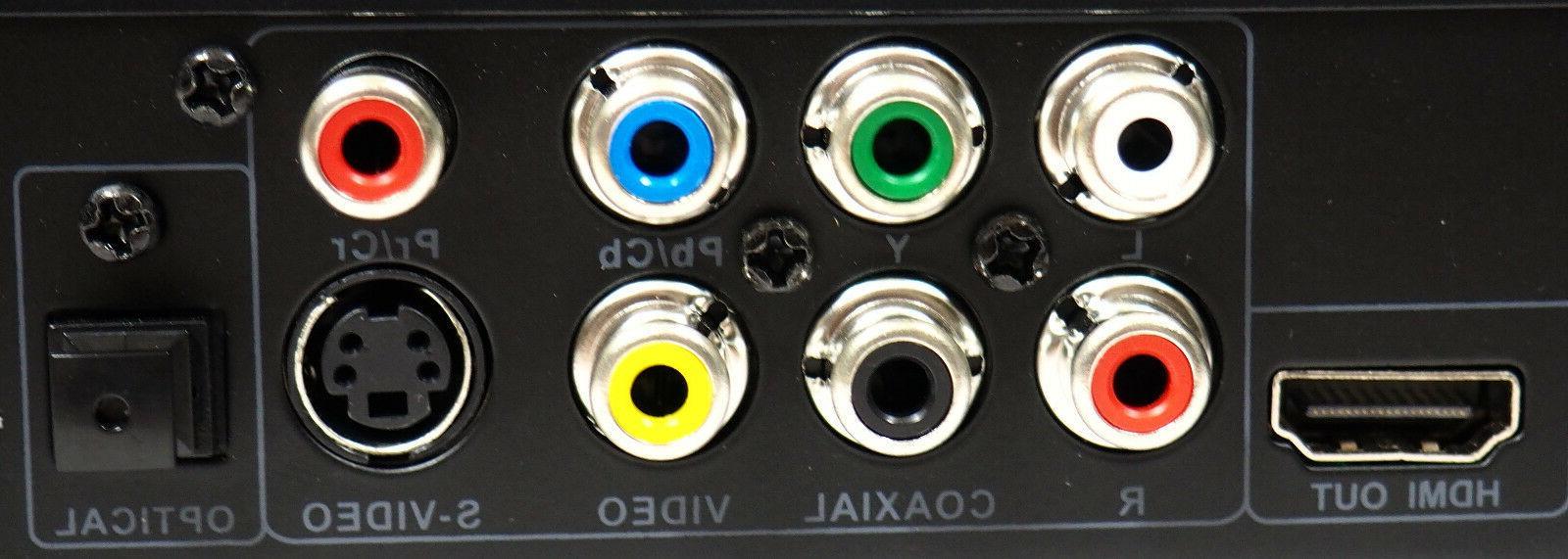 JVC Region Code HDMI Player PAL