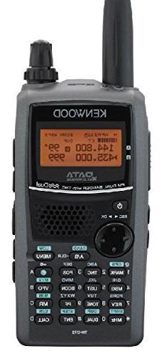 Kenwood TH-D72A 144/440 MHz Handheld Amateur Transceiver w/