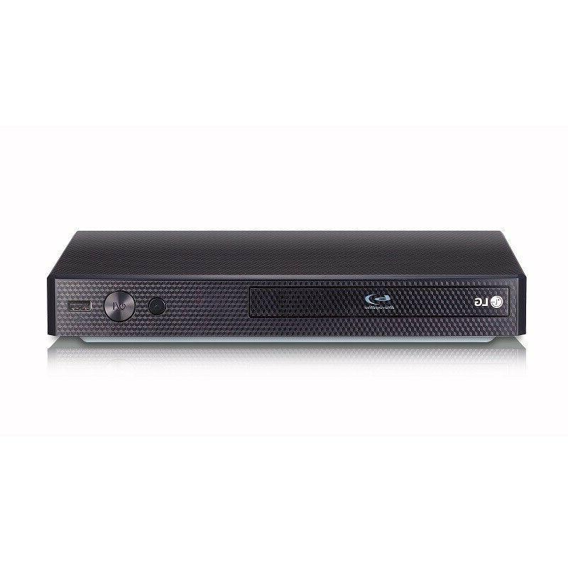LG BPM25 Blu-Ray DiscTM Player w/ Streaming Services