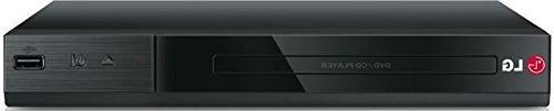 LG DP132H All Multi Region Code Region Free DVD Player Full
