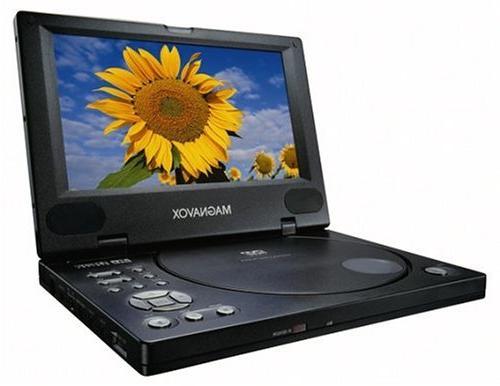 Magnavox MPD820 8-Inch Portable DVD Player