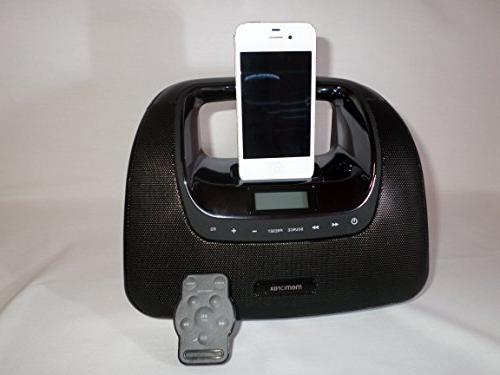 Memorex Move Portable Station for iPod/iPhone &
