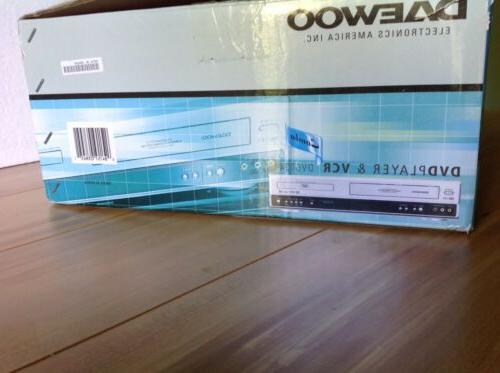 NEW VCR Combo NIB Great