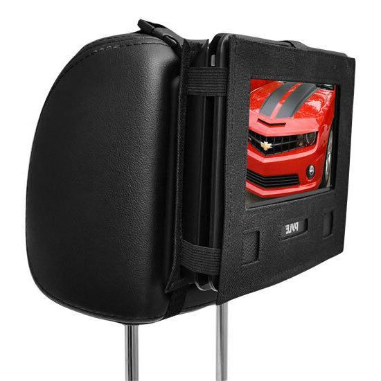 "NEW Pyle PDH7 7"" Portable Swivel TFT DVD Player USB/SD Input"