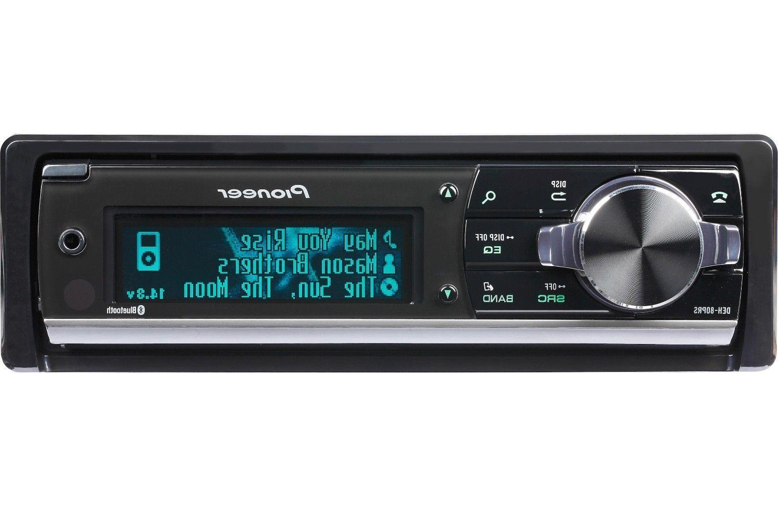New Pioneer CD/MP3/WMA Player Digital EQ Bluetooth
