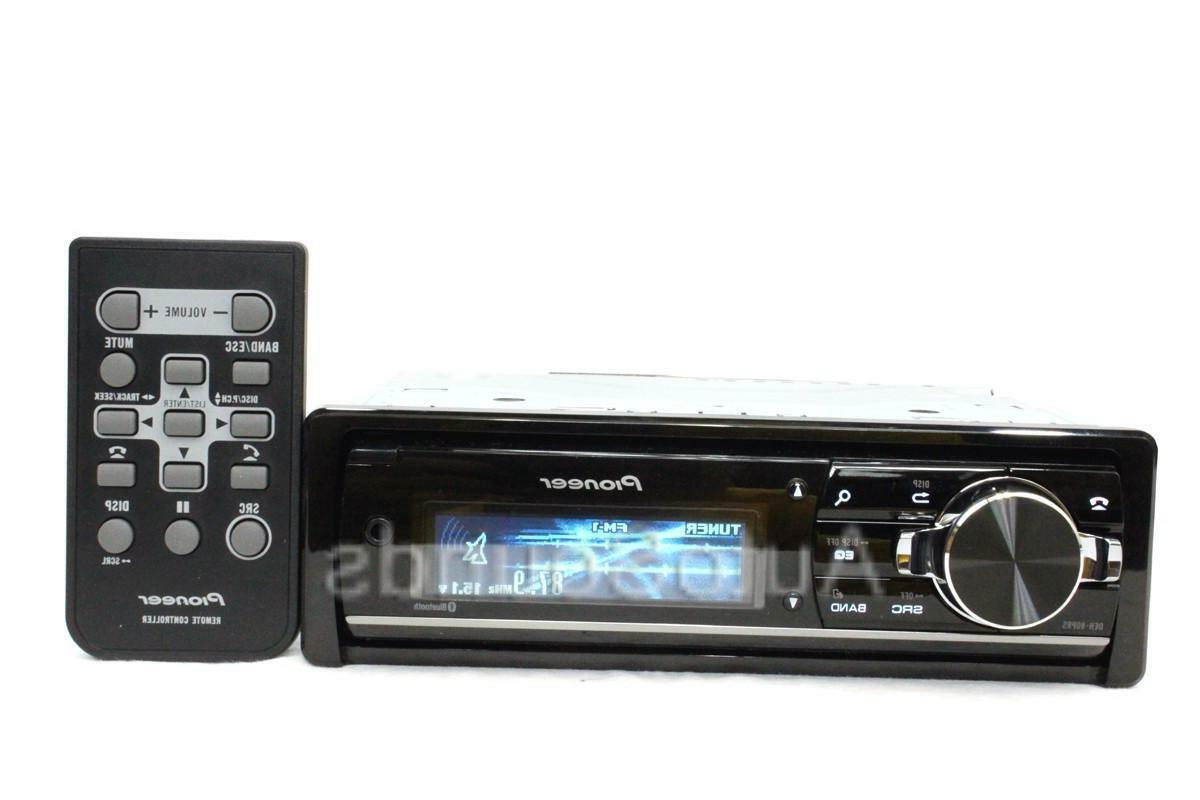 New Pioneer DEH-80PRS CD/MP3/WMA Digital