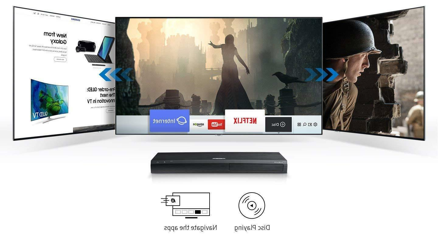 New Samsung UBD-M9700 Ultra HD Blu-ray Player UBD M9700 4K player