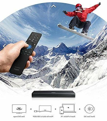 New Samsung Ultra HD UBD M9700 UHD player