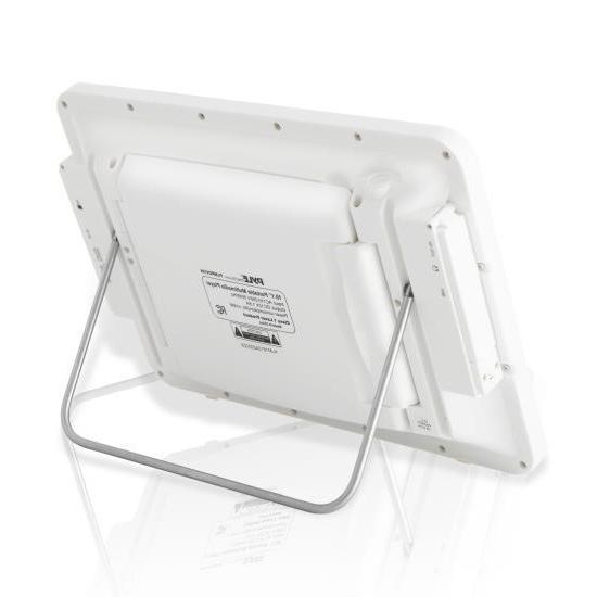 Pyle Waterproof Portable DVD Battery, USB/SD