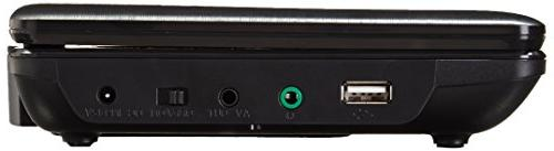 Sylvania SDVD7040B-RB Screen Manufacturer