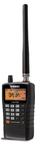Uniden BC75XLT, 300-Channel Handheld Scanner, Public Safety,