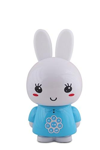 alilo honey bunny 4gb childrens digital player blue