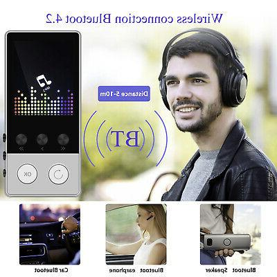 40 HiFi Music Player with FM Recorder