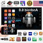 """7"""" Android 6.0 Car Radio Stereo MP5 Quad Core 3G WIFI Double"""