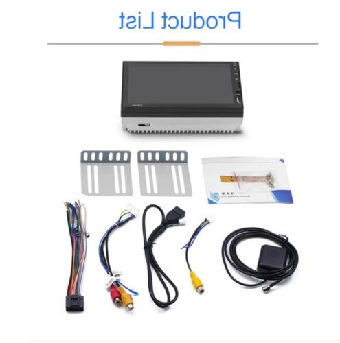 Android 8.1 Stereo GPS Radio Double Din