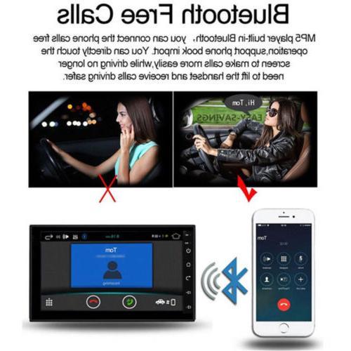 Android 8.1 GPS Navigation Radio Player