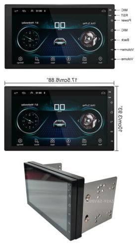 """Android 8.1 Stereo GPS Double Din 7"""""""