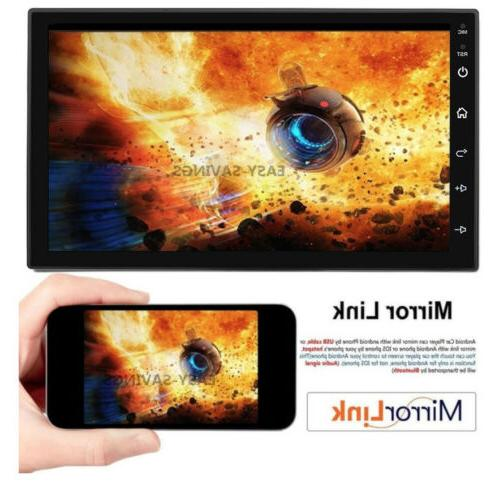 Android GPS Player Double Din WIFI