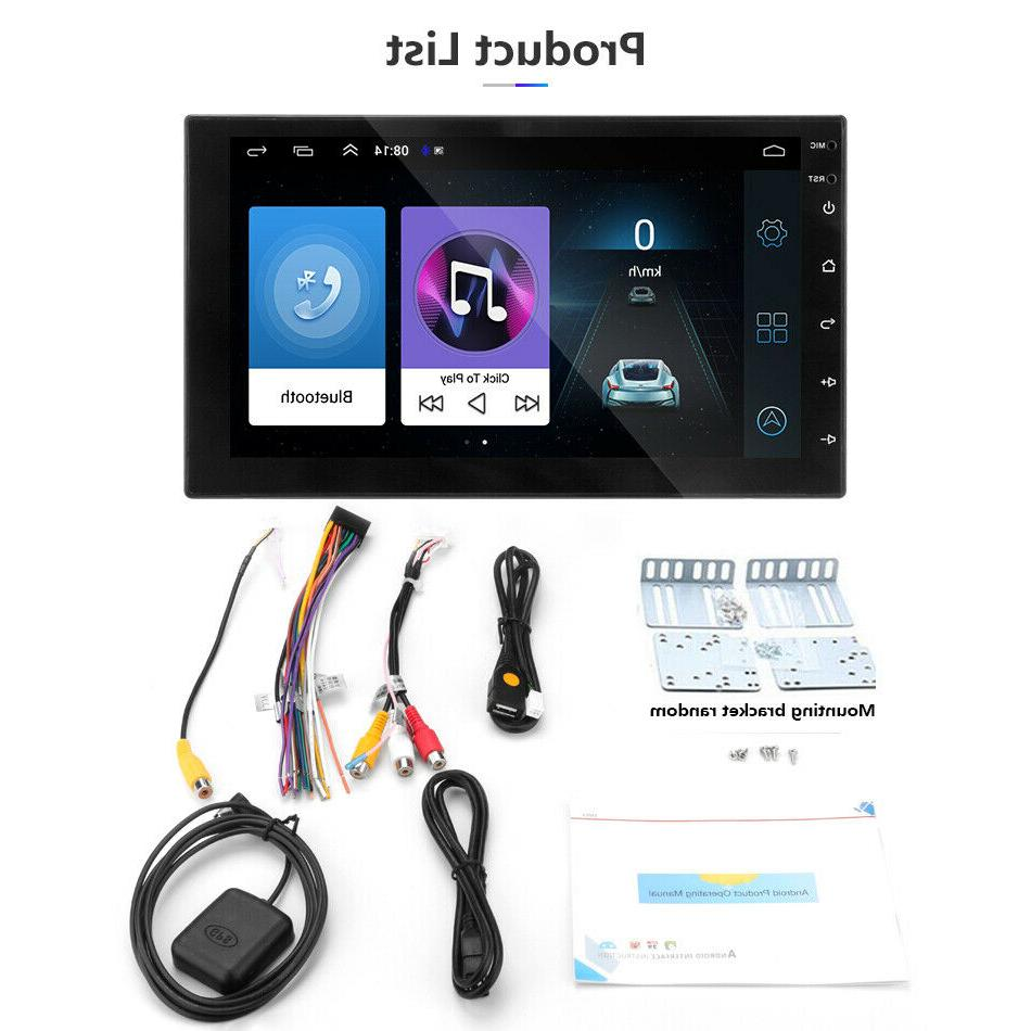 Android Double MP5 Stereo