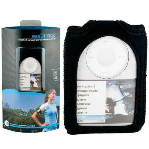 DLO Armband Case for iPod 3rd