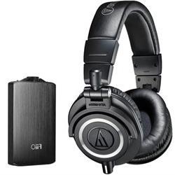 Audio-Technica ATH-M50X Professional Studio Black Headphones