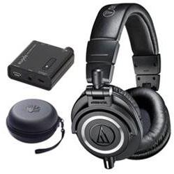 Audio-Technica ATH-M50X Professional Studio Black Headphone