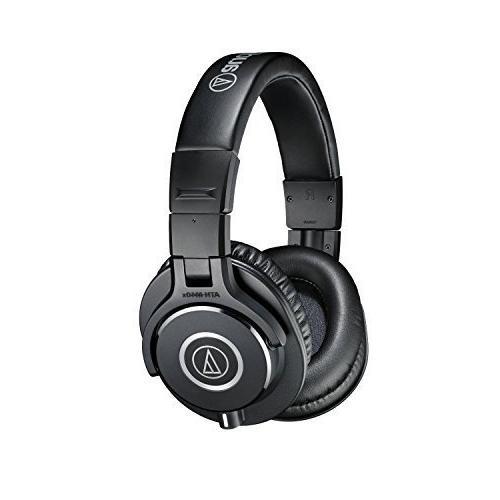 ath m40x studio monitor headphones