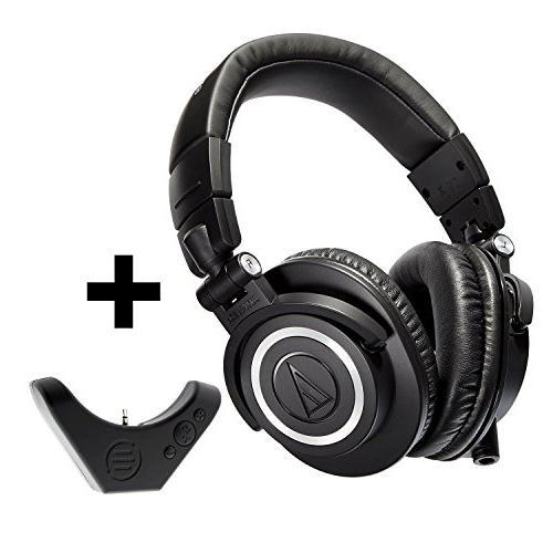 ath m50x studio monitor headphones