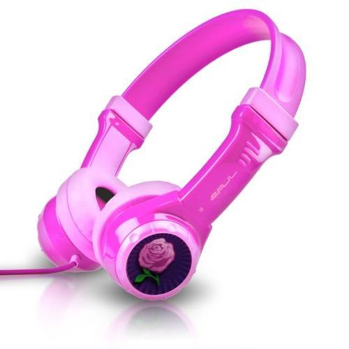 690eaccd6ad JLab Audio JBuddies Kids- Volume Limiting Headphones, GUARANTEED