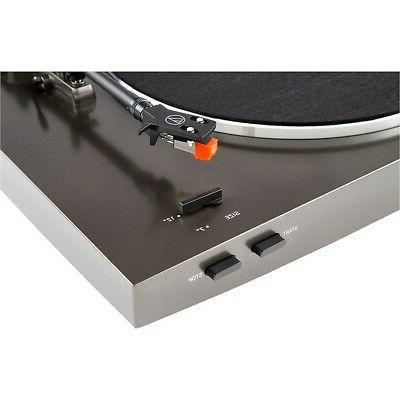 Audio-Technica AT-LP2X Record Gray