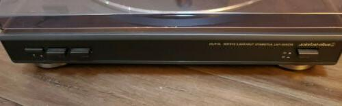 AUDIO TECHNICA AUTOMATIC TURNTABLE PLAYER dual
