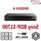 SONY BDP-S1700 REGION A BLU-RAY & ALL REGION DVD PLAYER
