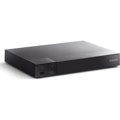 Sony BDP-S6700 3D - 1080p - TrueHD, DTS-HD Master Resolution Audio, Dolby Digital - DVD-RW, CD-RW BD Video, DVD Video, 3GP, AVI, MOV, .