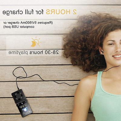 AGPtek Bluetooth Music Player Loud Player