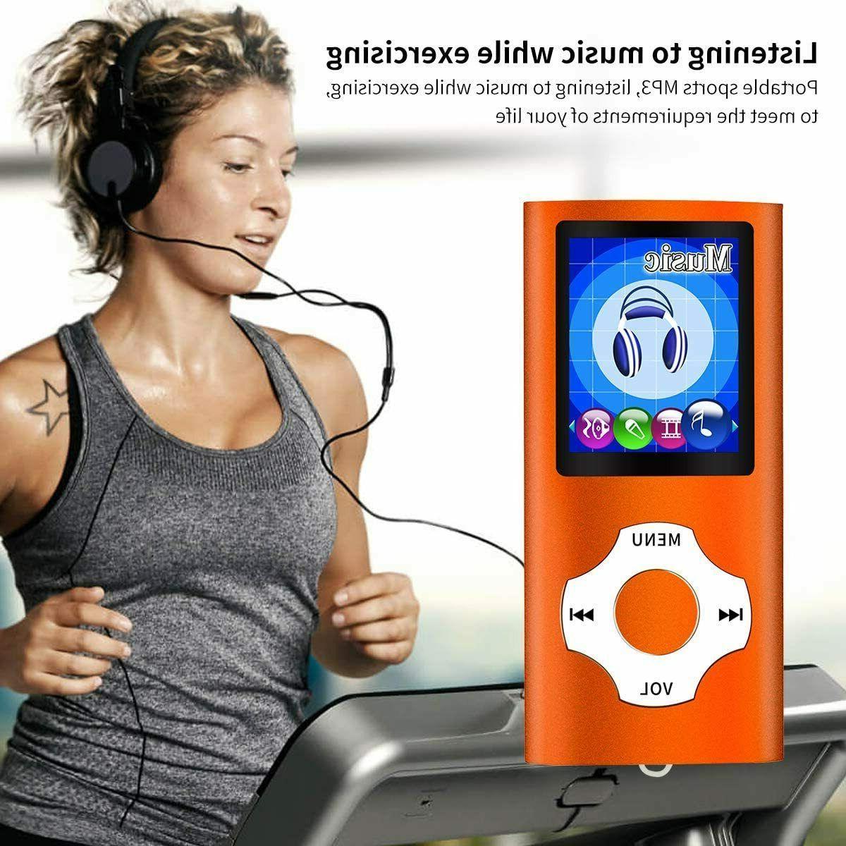 MYMAHDI MP3 / 32GB Screen