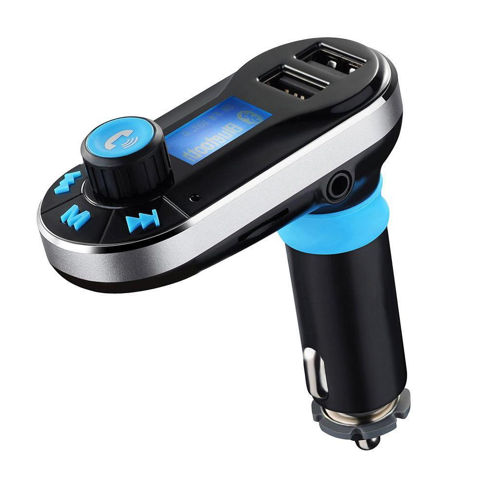 Wireless Car MP3 Hands Radio USB Charger