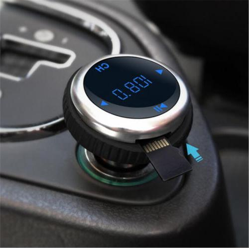 Bluetooth Wireless MMC MP3 Player FM Transmitter Car charger