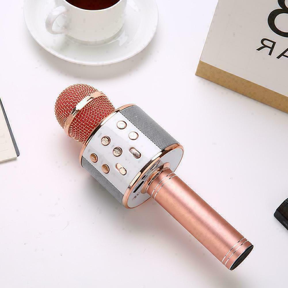 Bluetooth Handheld Microfone