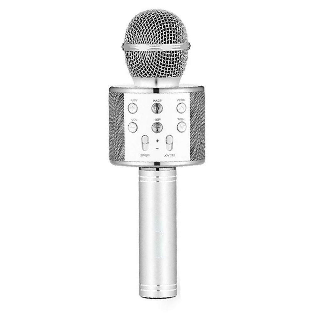 bluetooth microphone wireless speaker handheld microfone pla