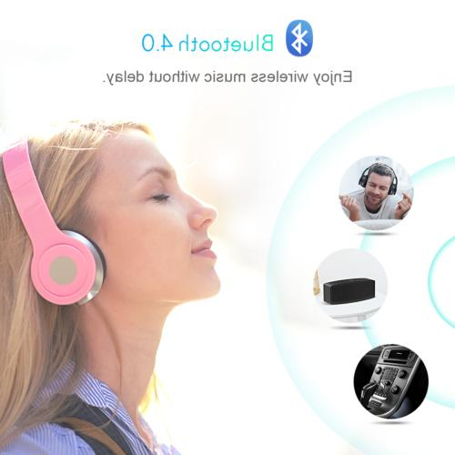 AGPTEK Bluetooth Player 8GB with Slot up to for