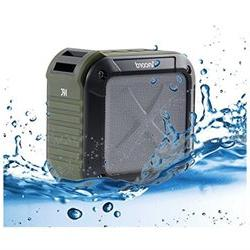 Bluetooth Speakers Outdoor Travel Portable FM Radio by Ancor