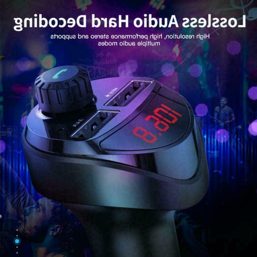 Bluetooth USB MP3 Phone Wireless USB